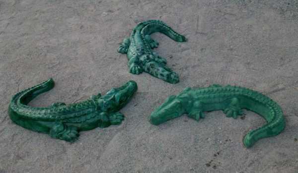 «Крокодил» 450*450*35
