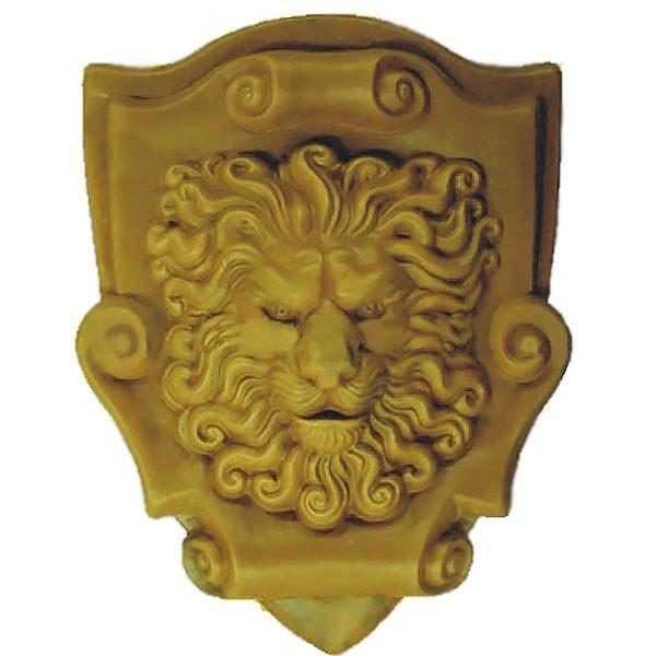 Барельеф «Лев» 580*440*150