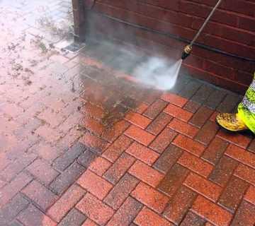 Рекомендации по очистке и защите тротуарной плитки от высолов