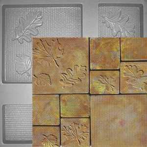 Форма для плитки «Осень» 300*350/140*140/190*140*35