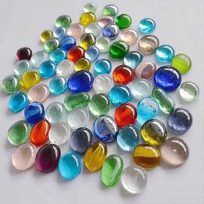 Шарики стеклянные полированные